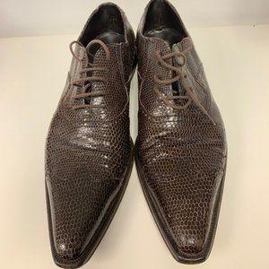 Cesare Paciotti Leather Brown Shoes (9)